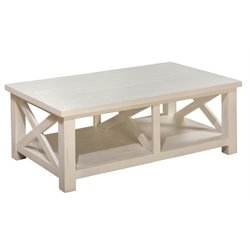 Jofran Madaket Coffee Table in White
