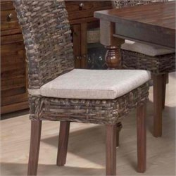 Jofran Urban Lodge Loose Seat Cushion in Linen