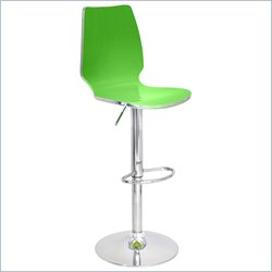 Lumisource Danata Bar Stool in Green