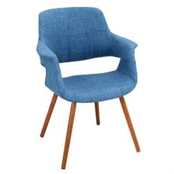 Lumisource Vintage Flair Accent Chair