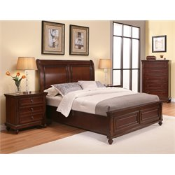 Alaina 4 Piece Bedroom Set