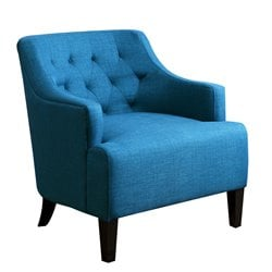 Tessa Fabric Accent Armchair