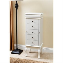 Abbyson Living Jewelry Armoire