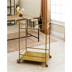 Abbyson Living Kitchen Cart
