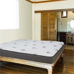 Tranquility Firm Wrapped Coil Memory Foam Platform Set