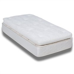 Mattress Topper in White