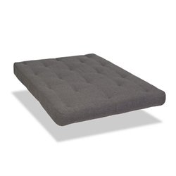 Memory Cloud Marmor Upholsted Futon Mattress