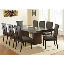 Steve Silver Antonio Dining Table with 18