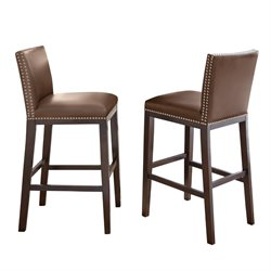 Steve Silver Tiffany Bar Chairs