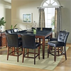 Steve Silver Company Bello Counter Height Dining Set