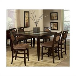 Steve Silver Company Montblanc Counter Height Dining Table