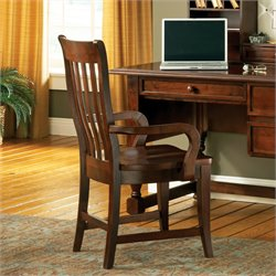 Steve Silver Bella Dining Chair in Cherry