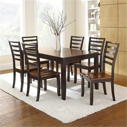 Steve Silver Company Abaco Rectangular Dining Set