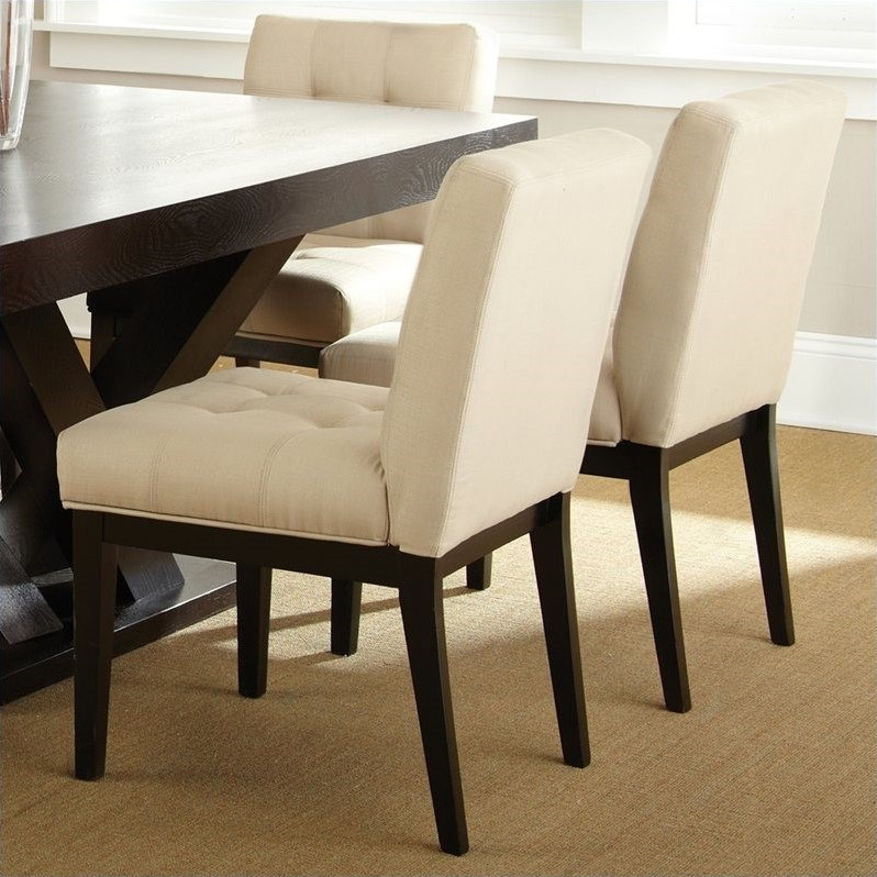Steve Silver Berkley Dining Chair in Espresso