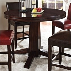 Steve Silver Company Hartford Round Counter Height Dining Table