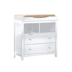 Yorkshire 2 Drawer Changing Table