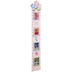 Fantasy Fields Bouquet Wooden Photo Frame Growth Chart
