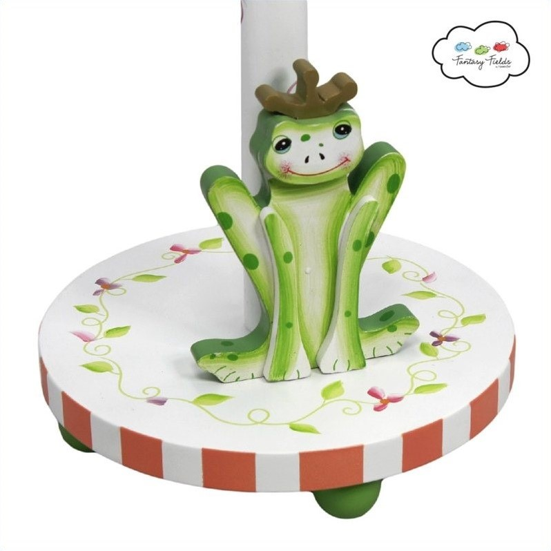 Fantasy Fields Hand Painted Princess and Frog Coat Tree