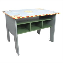Fantasy Fields Hand Painted Sunny Safari Desk