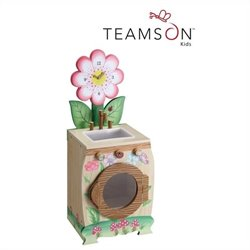 Teamson Kids Enchanted Forest Kitchen Sink and Washer
