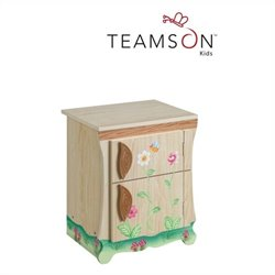Teamson Kids Enchanted Forest Kitchen Fridge