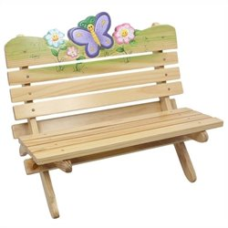 Fantasy Fields Magic Garden Outdoor Bench