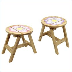 Fantasy Fields Magic Garden Outdoor Chairs (Set of 2)