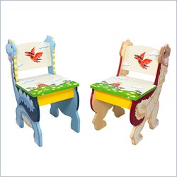Fantasy Fields Dinosaur Kingdom Chairs (Set of 2 )