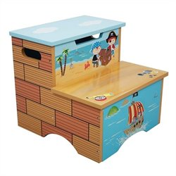 Fantasy Fields Pirates Island Step Stool