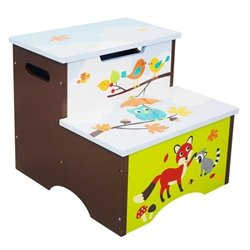 Fantasy Fields Enchanted Woodland Step Stool