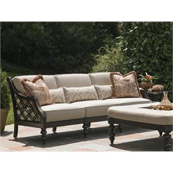 Black Sands Patio Sofa