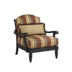 Tommy Bahama Kingstown Sedona Patio Lounge Chair in Ebony