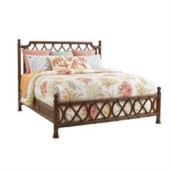Tommy Bahama Bali Hai Island Breeze Spindle Bed