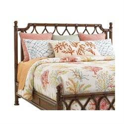 Tommy Bahama Bali Hai Island Breeze Spindle Headboard