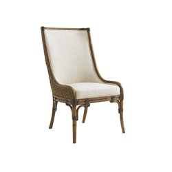 Tommy Bahama Bali Hai Marabella Dining Chair in Warm Brown