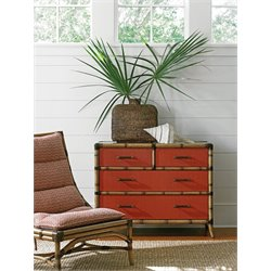 Tommy Bahama Twin Palms 4 Drawer Chest
