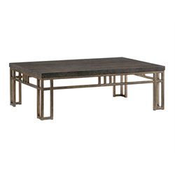 Tommy Bahama Cypress Point Coffee Table in Gray