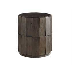 Tommy Bahama Cypress Point Accent Table in Gray