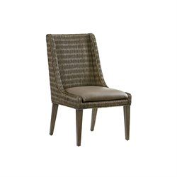 Tommy Bahama Cypress Point Dining Chair in Gray-SH