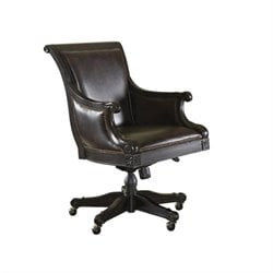 Tommy Bahama Home Kingstown Admiralty  Office Chair in Tamarind