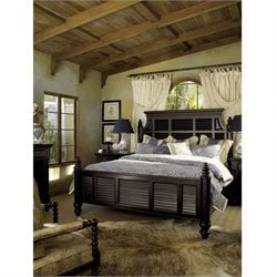 Tommy Bahama Home Kingstown Malabar Panel Bedroom Set