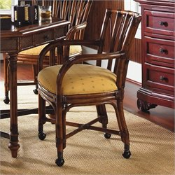 Tommy Bahama Home Island Estate Samba Arm Chair in Plantation