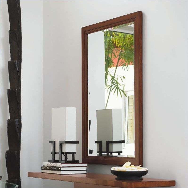 Tommy Bahama Home Ocean Club Somerset Mirror