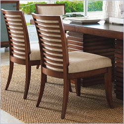 Tommy Bahama Home Ocean Club Kowloon Side Chair - Ships Assembled