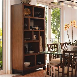Tommy Bahama Home Ocean Club Tradewinds Bookcase/Etagere