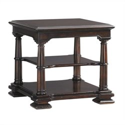 Tommy Bahama Island Traditions Devonshire Open Book Table