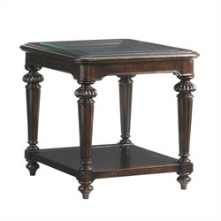 Tommy Bahama Island Traditions Sheffield Rectangular End Table