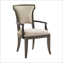 Tommy Bahama Tower Place Seneca Upholstered Dining Arm Chair