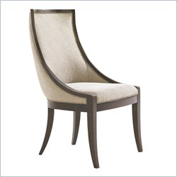Tommy Bahama Tower Place Talbott Upholstered Host Dining Chair
