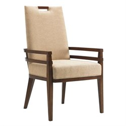 Island Fusion Coles Bay Fabric Arm Chair